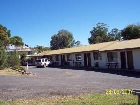 Killarney Sundown Motel and Tourist Park - Accommodation Rockhampton