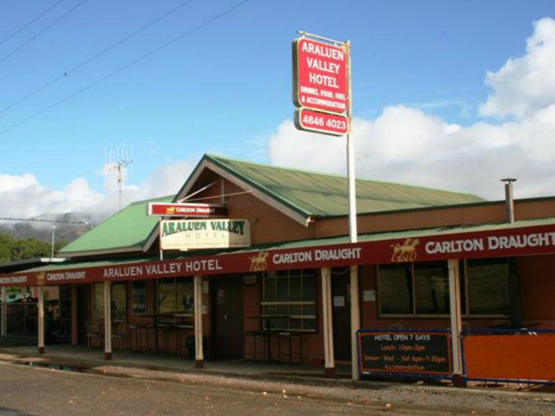 Araluen Hotel - Accommodation Rockhampton