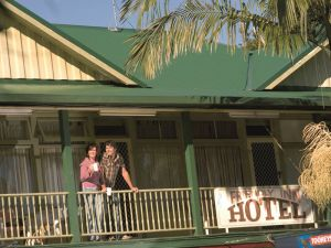 The Eltham Hotel  - Accommodation Rockhampton