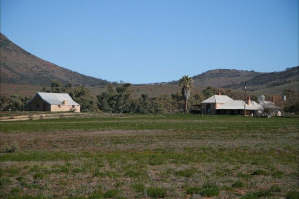 The Dutchman's Stern Shearers Quarters - Accommodation Rockhampton