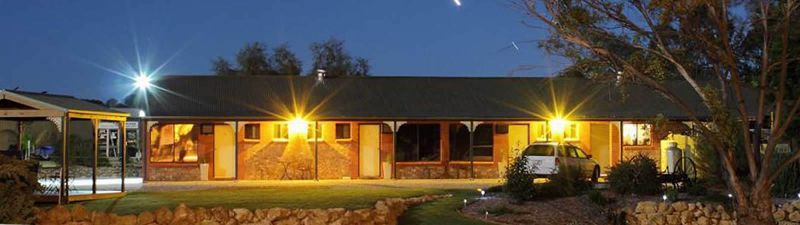 Morgan Colonial Motel - Accommodation Rockhampton