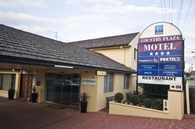 Quality Inn Country Plaza Queanbeyan - Accommodation Rockhampton