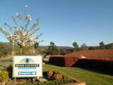 Hume Country Motor Inn - Accommodation Rockhampton