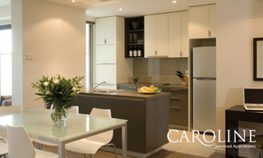 Caroline Serviced Apartments Brighton - Accommodation Rockhampton