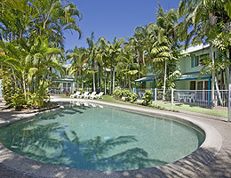 Coco Bay Resort - Accommodation Rockhampton