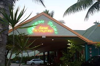 Glenmore Palms Motel - Accommodation Rockhampton