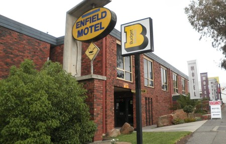Enfield Motel - Accommodation Rockhampton