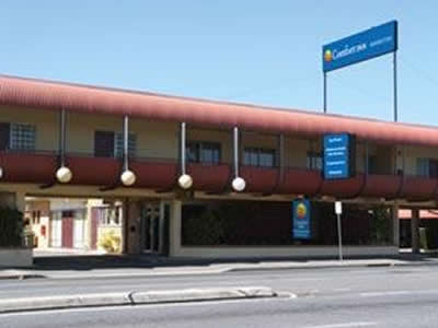 Comfort Inn Manhattan - Accommodation Rockhampton