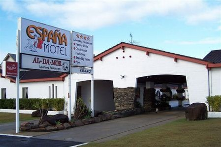 Espana Motel - Accommodation Rockhampton