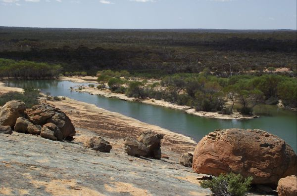 Burra Rock Camp at Burra Rock National Park - Accommodation Rockhampton