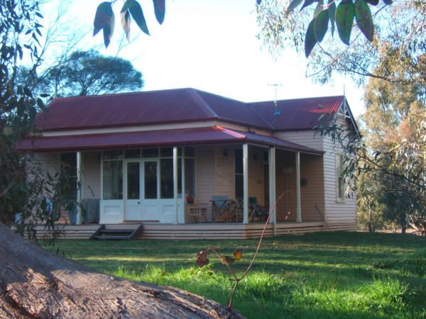 Baranduda Homestead BB Cottages - Accommodation Rockhampton