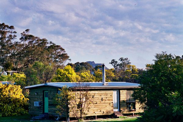 Mount Zero Log Cabins - Accommodation Rockhampton