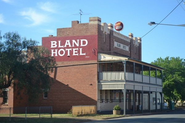 Bland Hotel - Accommodation Rockhampton