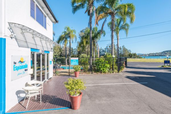 The Esplanade Motel - Accommodation Rockhampton