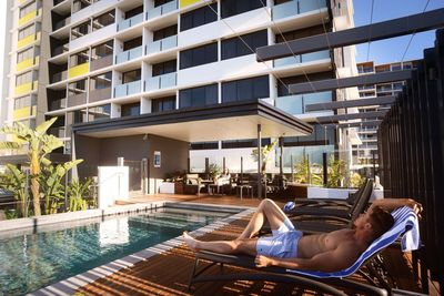 Alcyone Hotel Residences - Accommodation Rockhampton