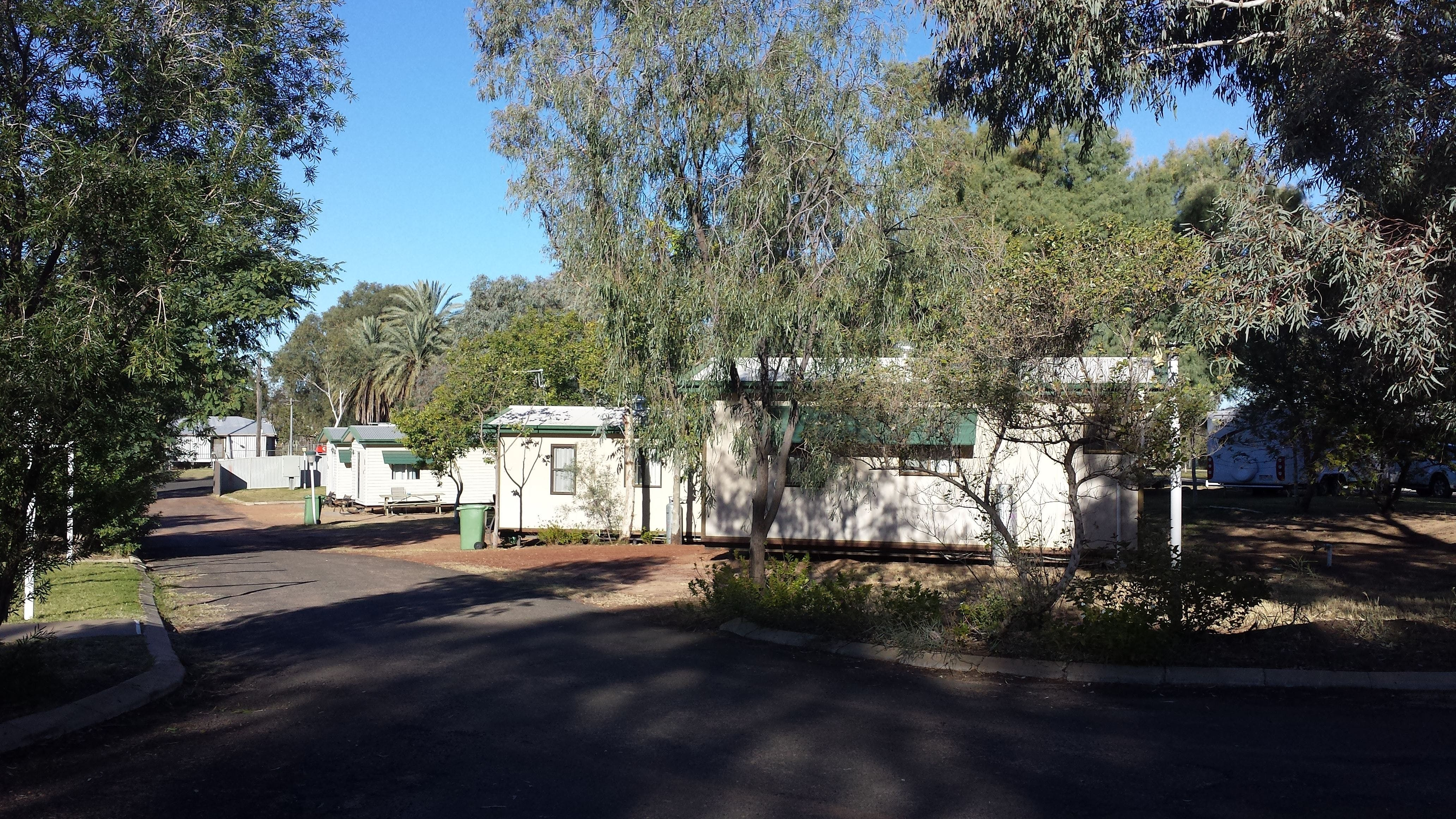 Cunnamulla Tourist Park - Accommodation Rockhampton
