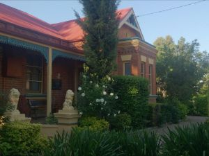 Boutique Motel Sefton House - Accommodation Rockhampton
