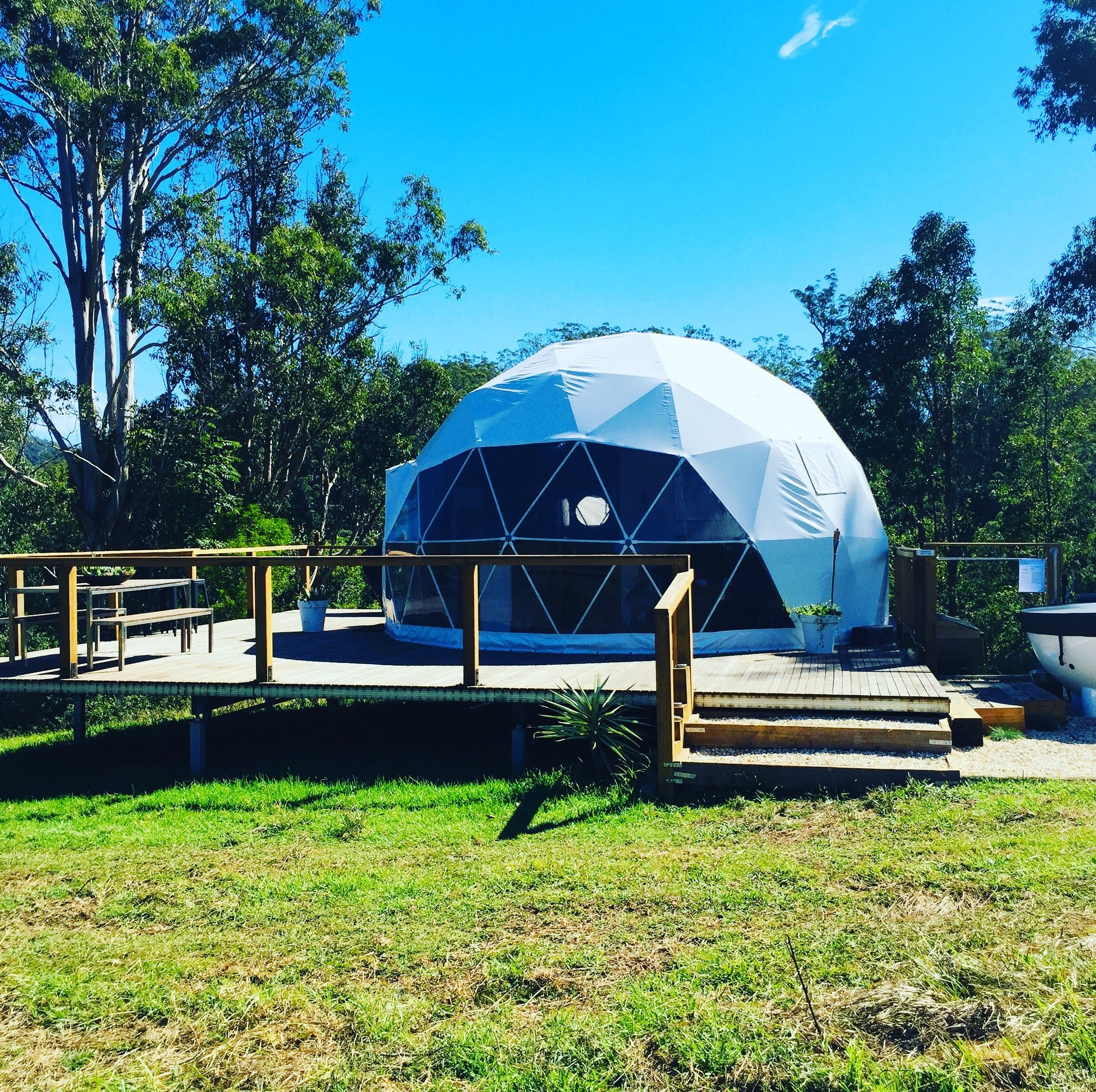 Nature Domes - Accommodation Rockhampton