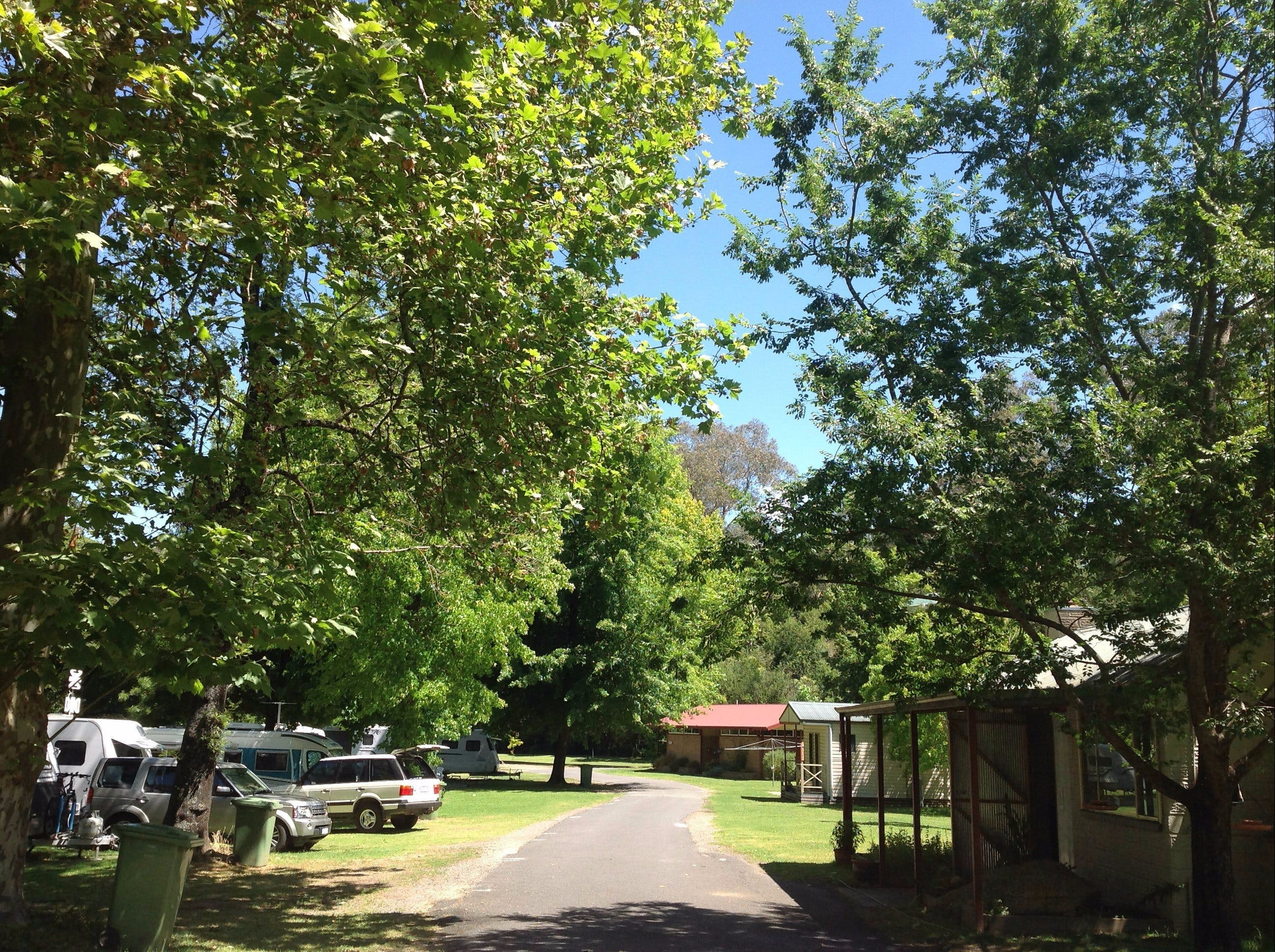 Yackandandah Holiday Park - Accommodation Rockhampton