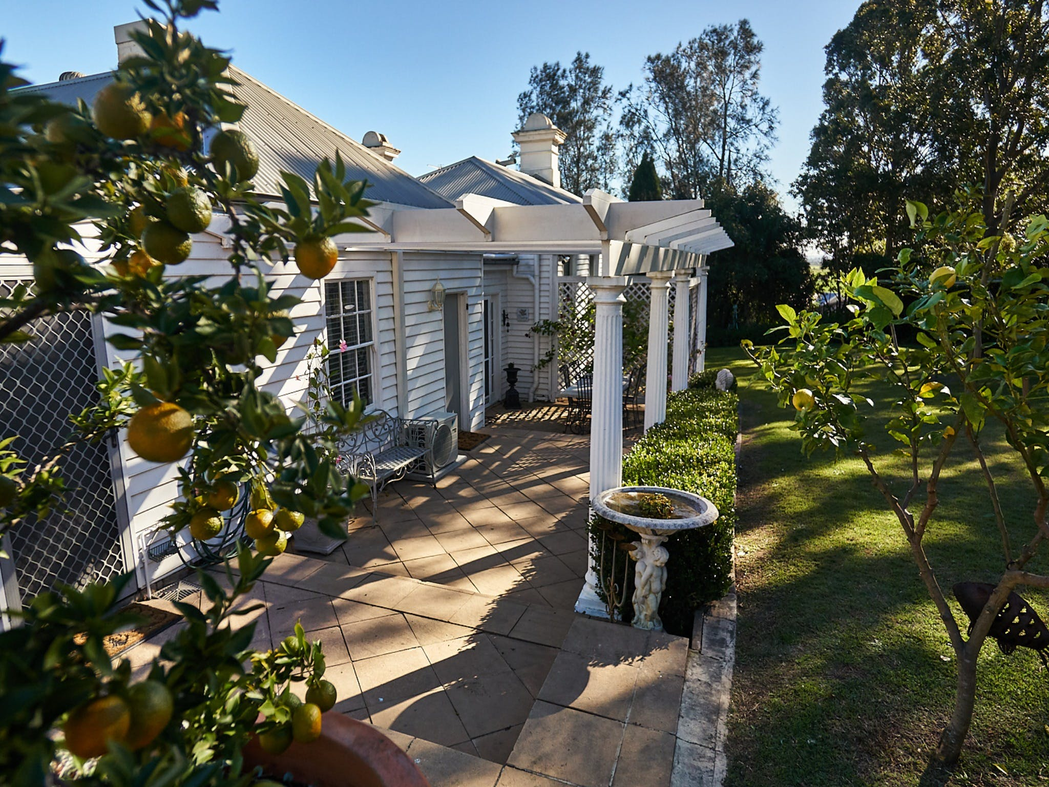 Glenellyn House - Servants Quarters - Accommodation Rockhampton