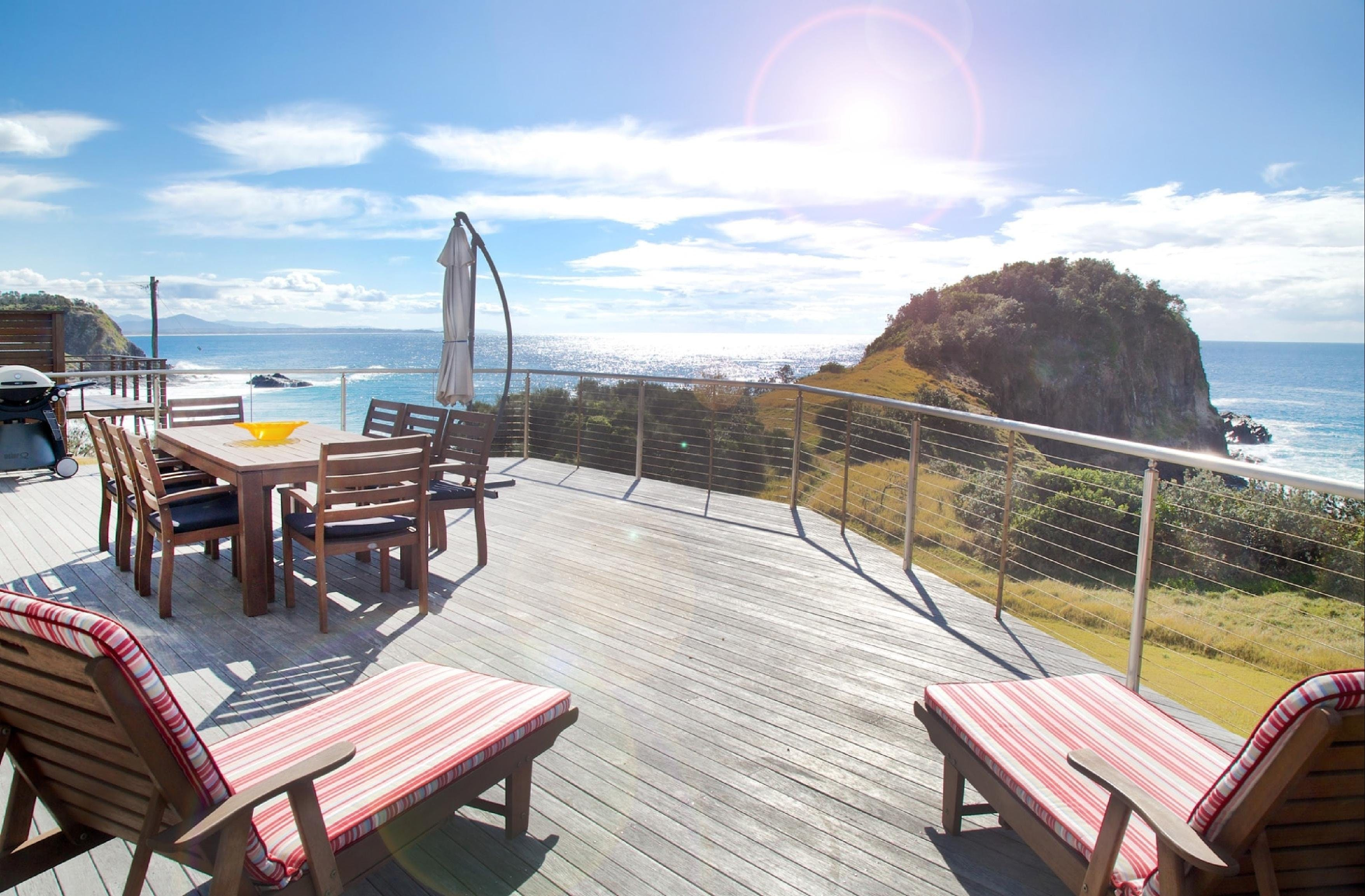 Headlands Beach House - Accommodation Rockhampton