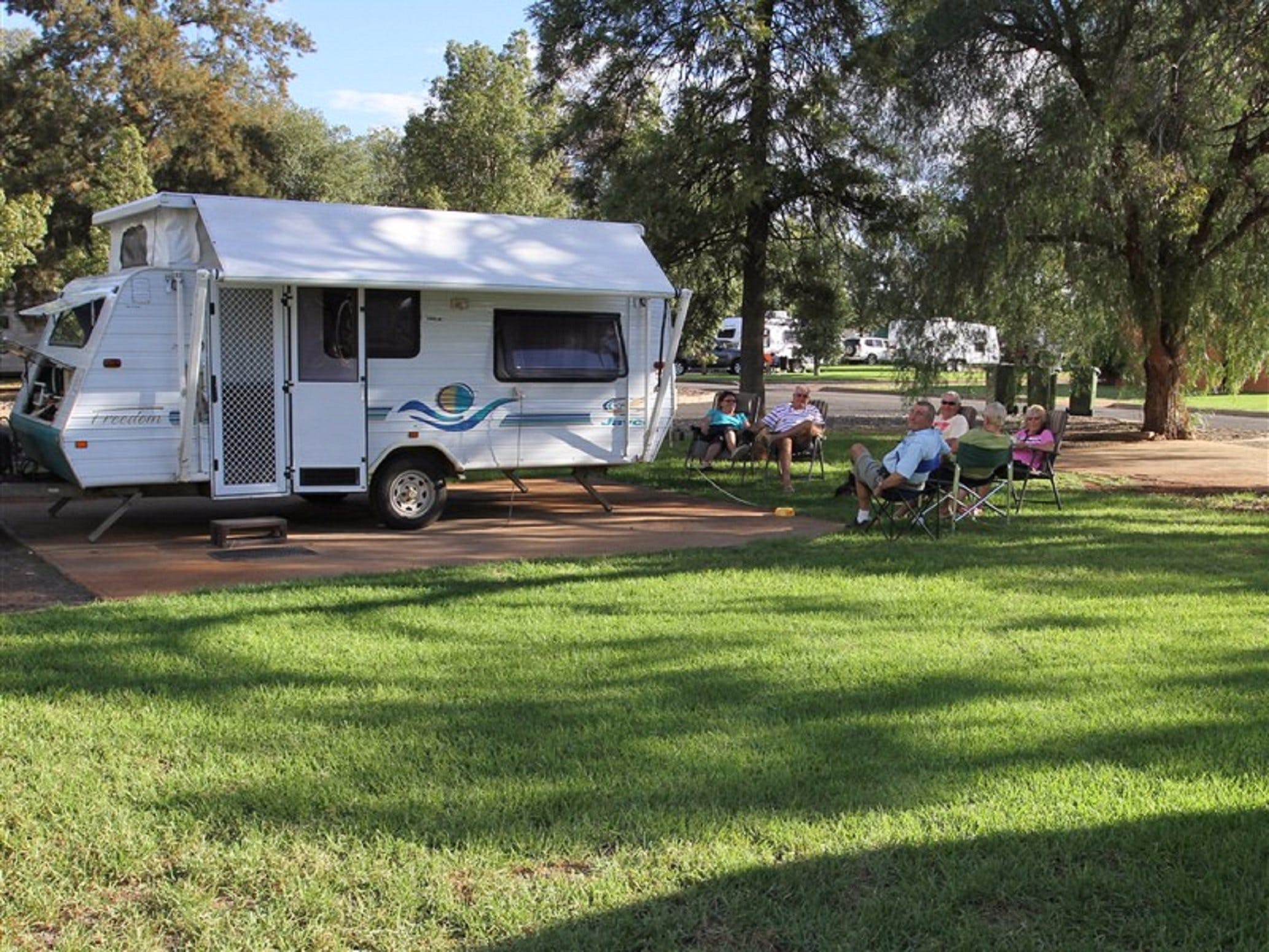 Cobar Caravan Park - Accommodation Rockhampton