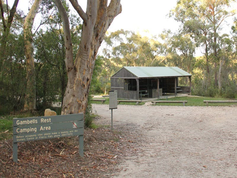 Gambells Rest campground - Accommodation Rockhampton