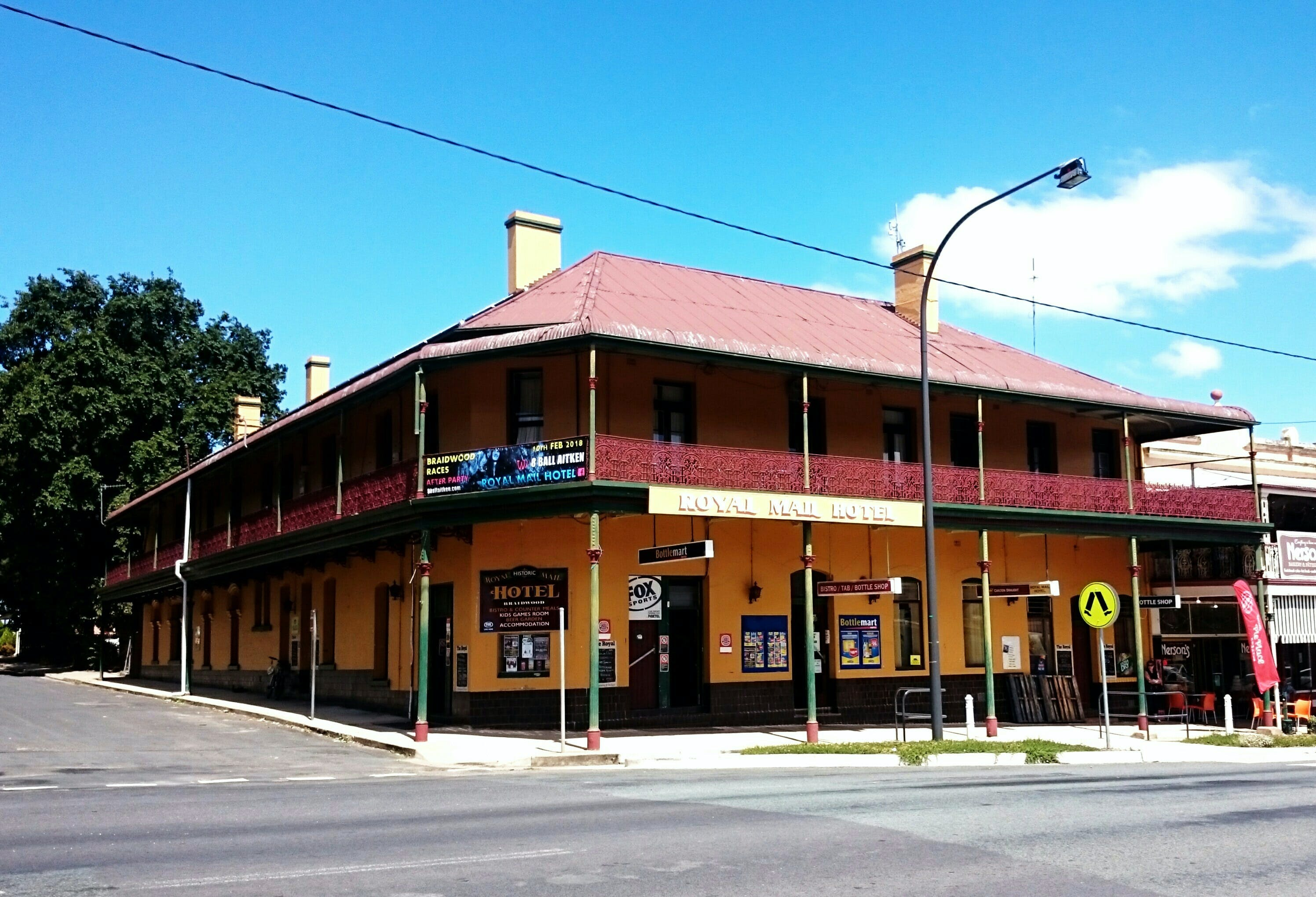 Royal Mail Hotel Braidwood - Accommodation Rockhampton