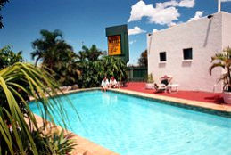Mawarra Motel - Accommodation Rockhampton