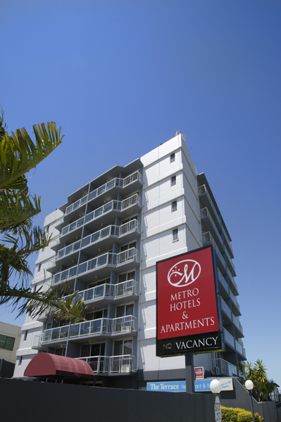 Metro Hotel  Apartments Gladstone - Accommodation Rockhampton