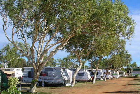 Coral Coast Tourist Park - Accommodation Rockhampton