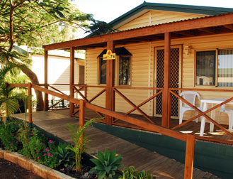 Wintersun Caravan  Tourist Park - Accommodation Rockhampton