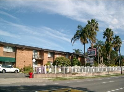 Adamstown Motor Inn - Accommodation Rockhampton