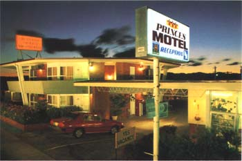 Princes Motel - Accommodation Rockhampton