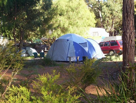 Aroundtu-It Eco Caravan Park - Accommodation Rockhampton