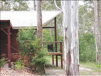 Bewong River Retreat - Accommodation Rockhampton