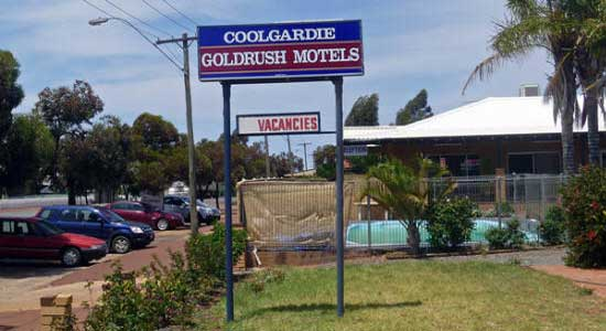 Coolgardie Motel - Accommodation Rockhampton