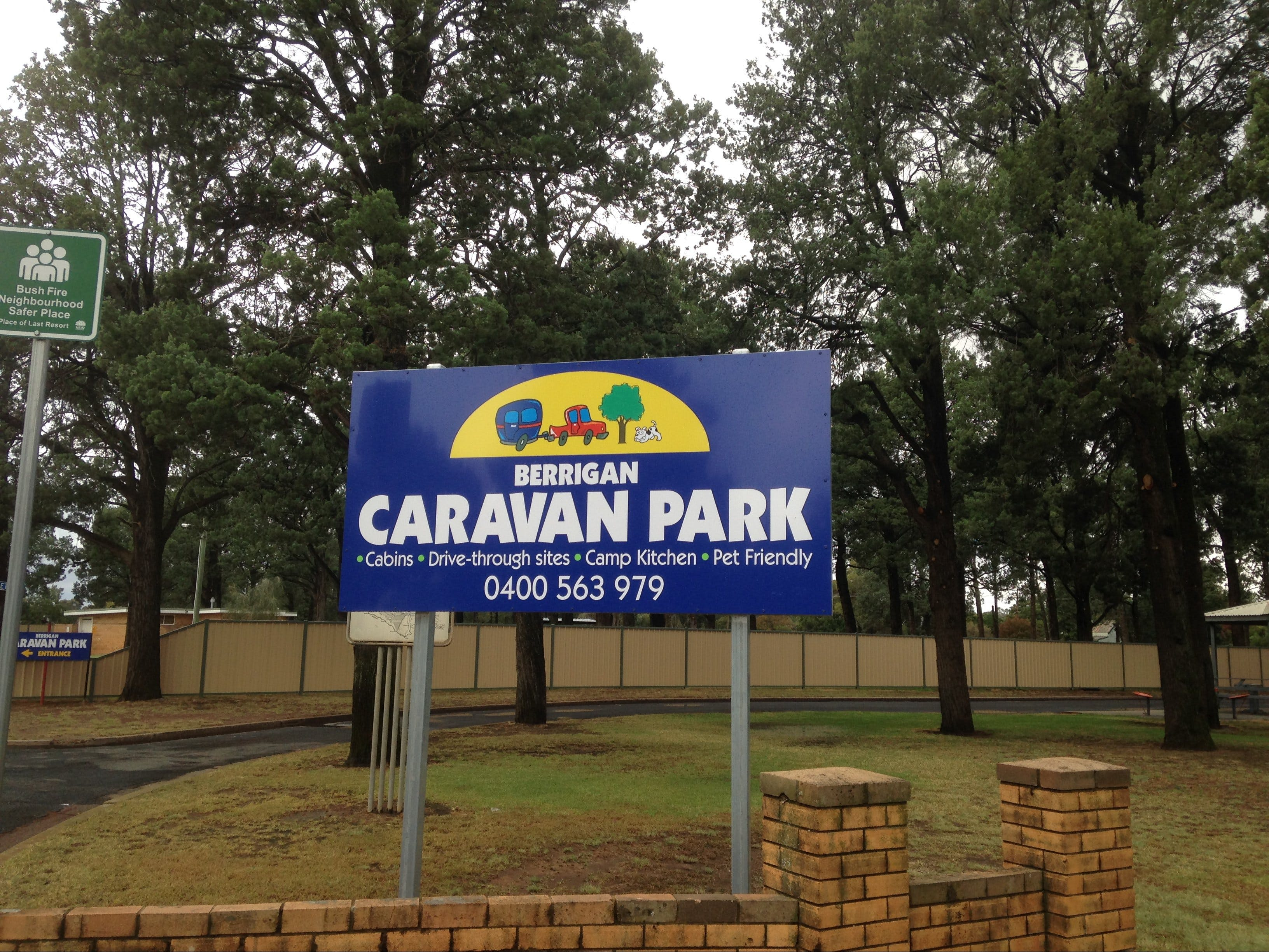 Berrigan Caravan Park - Accommodation Rockhampton