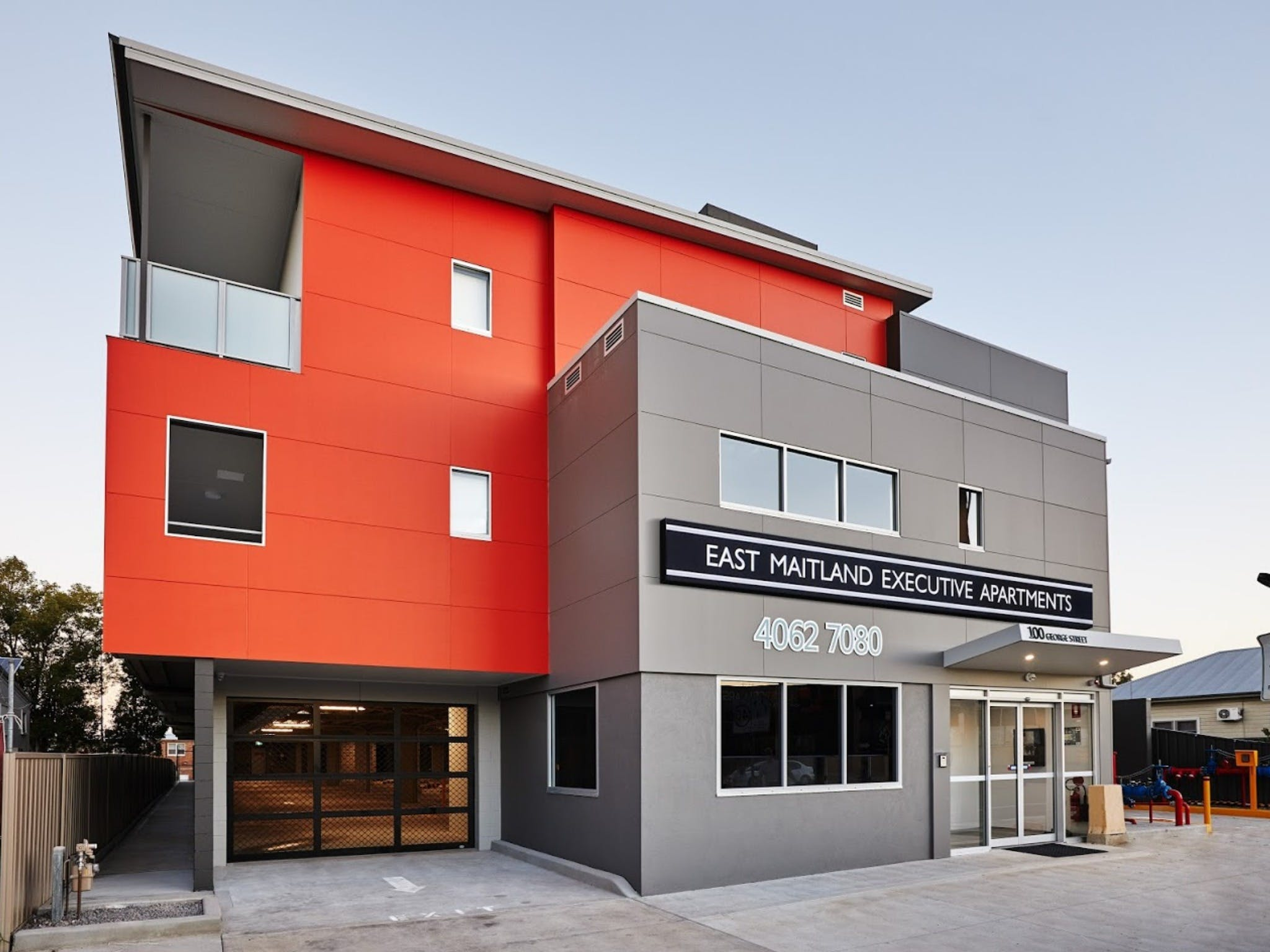 East Maitland Executive Apartments - Accommodation Rockhampton