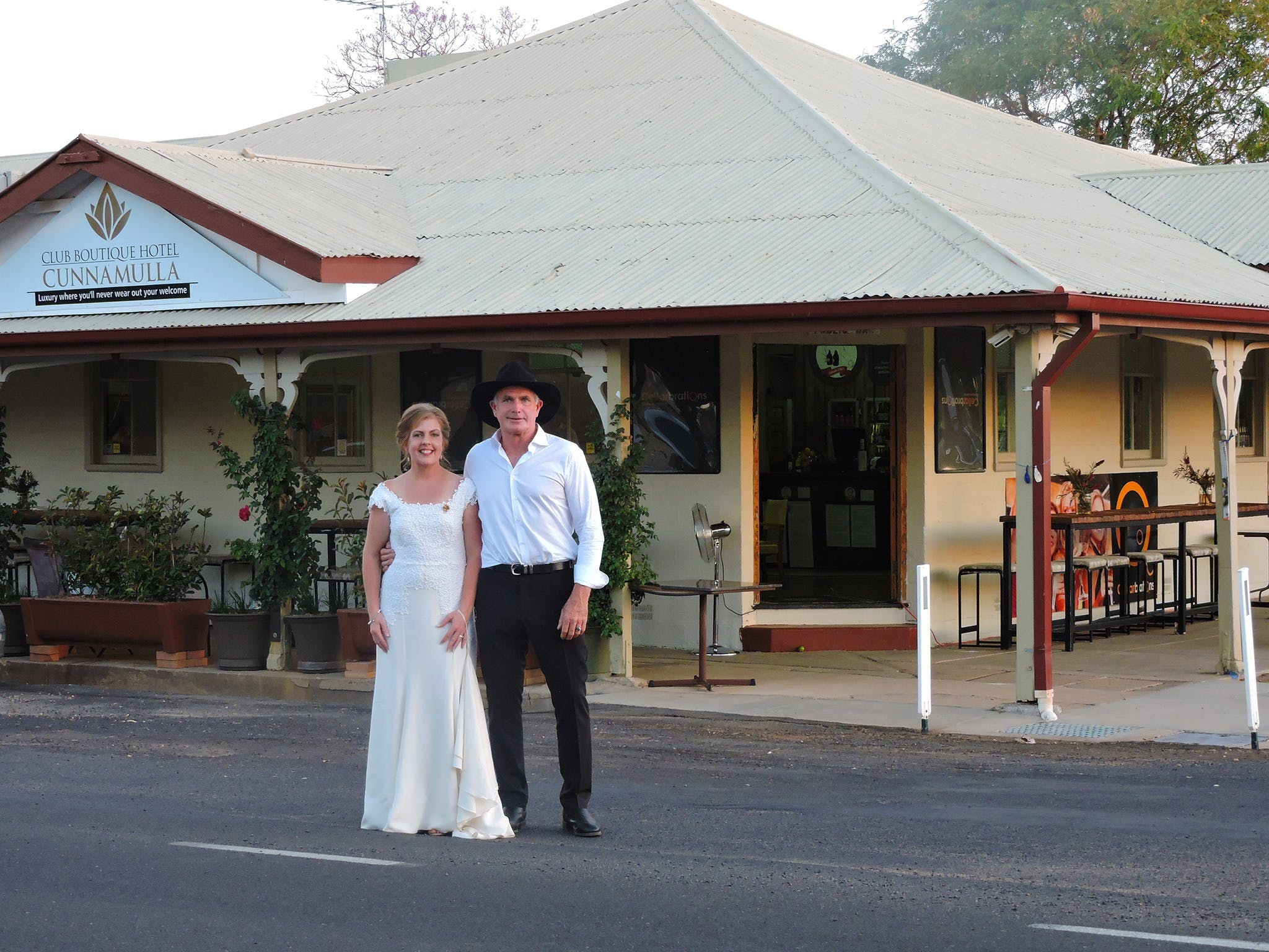 Club Boutique Hotel Cunnamulla - Accommodation Rockhampton
