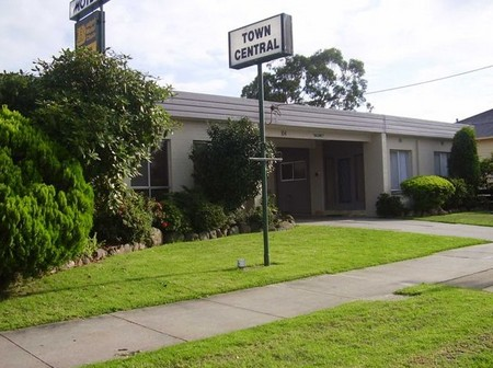 Bairnsdale Town Central Motel - Accommodation Rockhampton