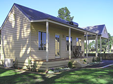 Tamberrah Cottages - Accommodation Rockhampton