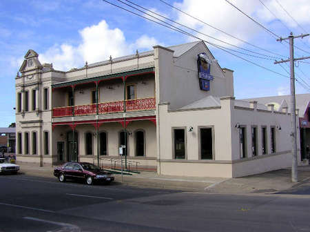 Mitchell River Tavern - Accommodation Rockhampton