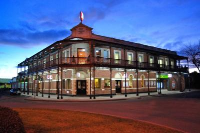 Grand Terminus Hotel - Accommodation Rockhampton