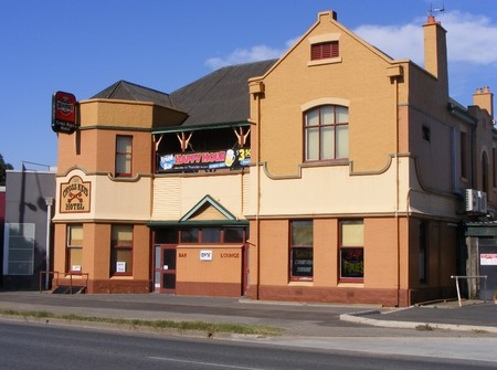 Cross Keys Hotel - Accommodation Rockhampton