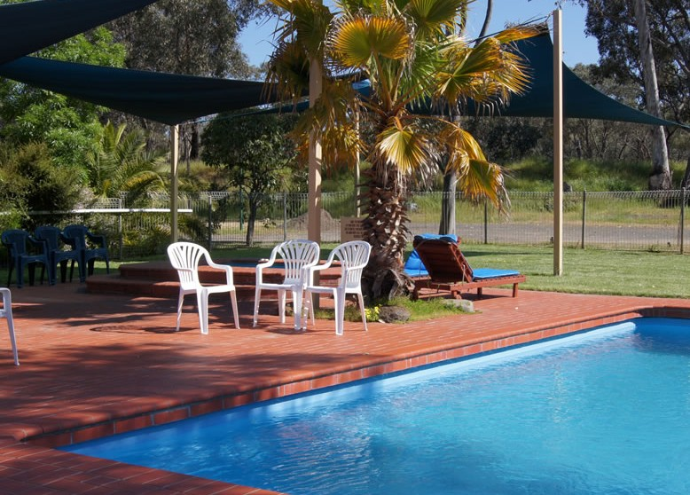 Bendigo Park Lane Holiday Park - Accommodation Rockhampton