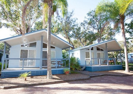 Jimmys Beach Holiday Park - Accommodation Rockhampton