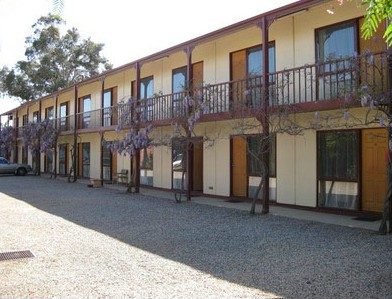 Central Motor Inn Wentworth - Accommodation Rockhampton