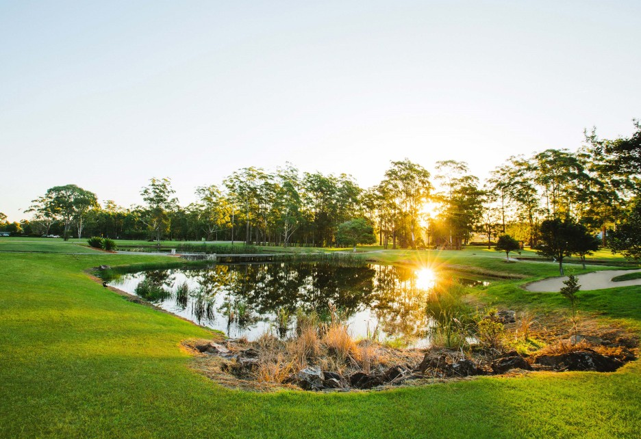 Tallwoods Golf Course and Resort - Accommodation Rockhampton