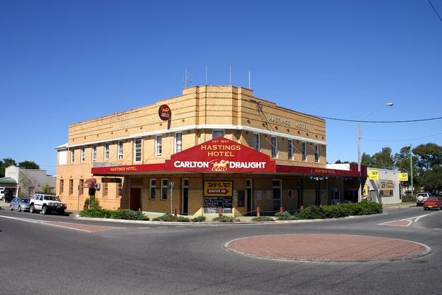 Hastings Hotel - Accommodation Rockhampton